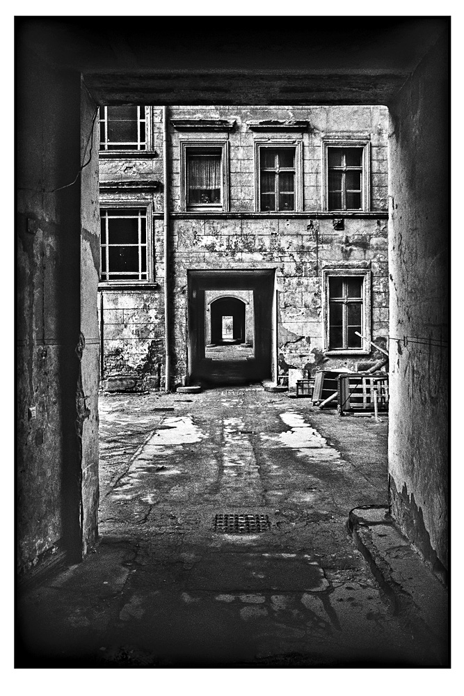 Robert Conrad: Hirschhof 1989